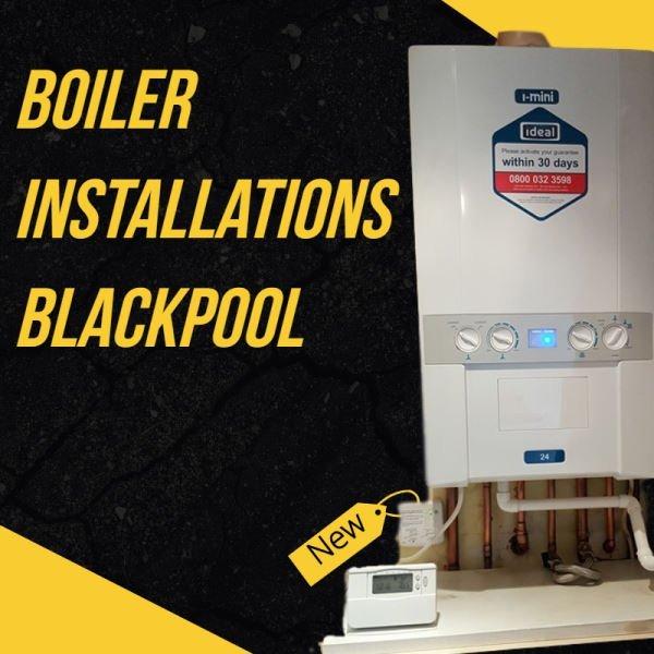 Boiler Installations Blackpool.