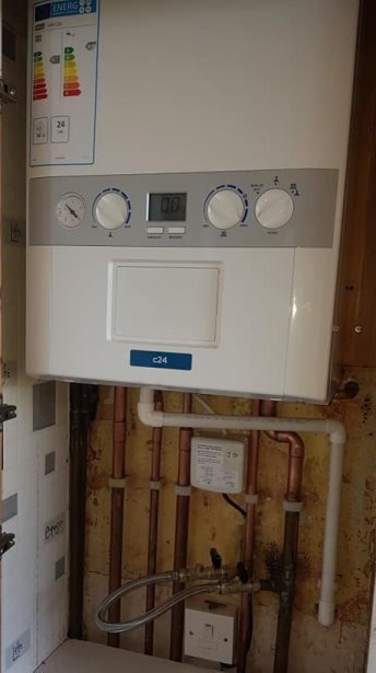 Gas Boiler Replacement Blackpool
